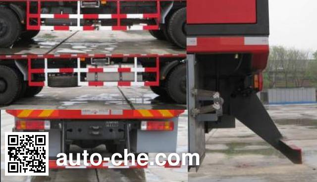 CNPC ZYT5300TDF nitrogen generating plant truck