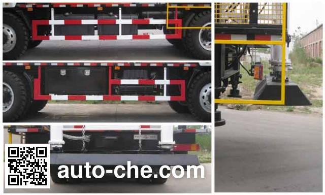 CNPC ZYT5301TXJ well-workover rig truck