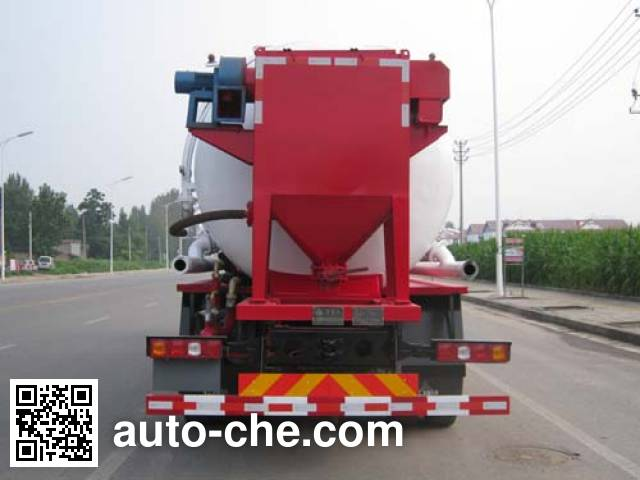 CNPC ZYT5310GXHW5 pneumatic discharging bulk cement truck