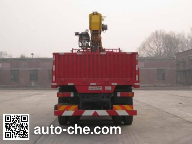 CNPC ZYT5310JSQ4 truck mounted loader crane