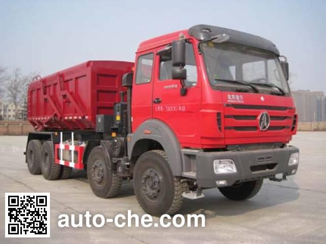 CNPC ZYT5310TYA4 fracturing sand dump truck