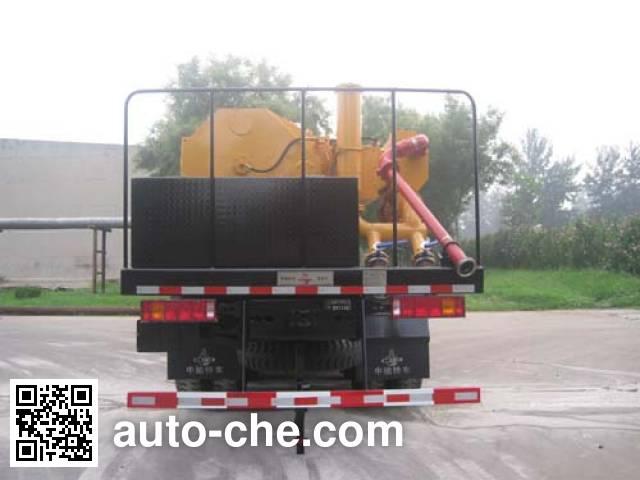 CNPC ZYT5311TYL fracturing truck