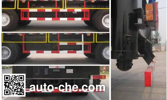 CNPC ZYT5550TZJ180 drilling rig vehicle