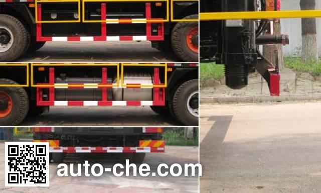 CNPC ZYT5551TZJ180 drilling rig vehicle
