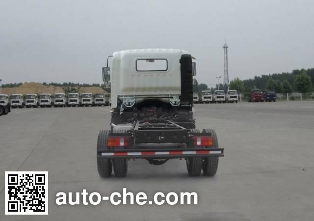 豪沃牌ZZ1047C3313E145载货汽车底盘