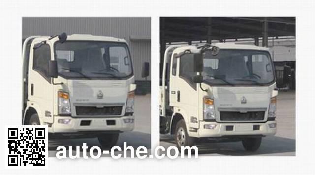 Sinotruk Howo ZZ1047G3314E145 cargo truck