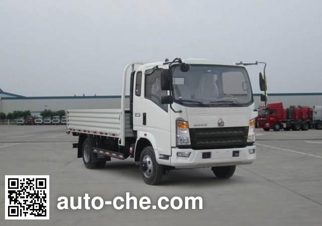 豪沃牌ZZ1047F331BE145载货汽车