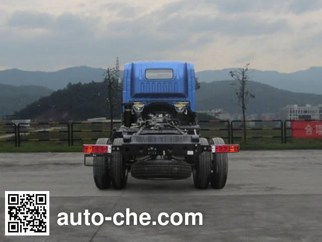 豪曼牌ZZ1048D13DB0载货汽车底盘