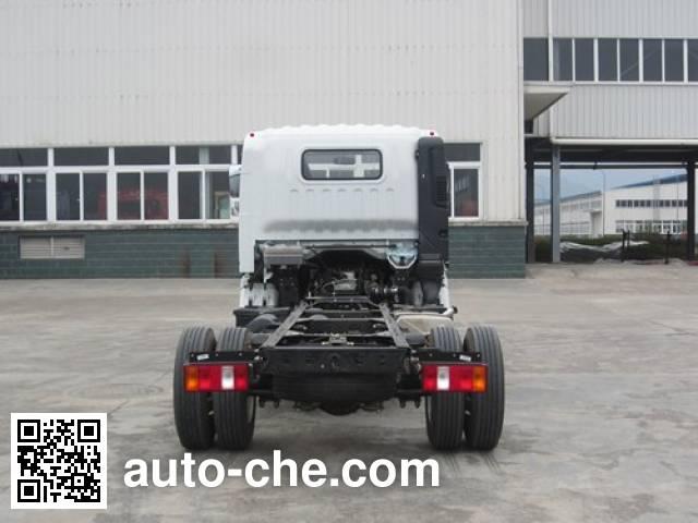 豪曼牌ZZ1048D17DB2载货汽车底盘