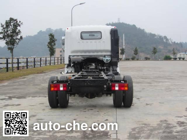 豪曼牌ZZ1048D17EB1载货汽车底盘