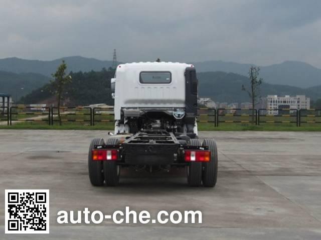 豪曼牌ZZ1048E17EB0载货汽车底盘