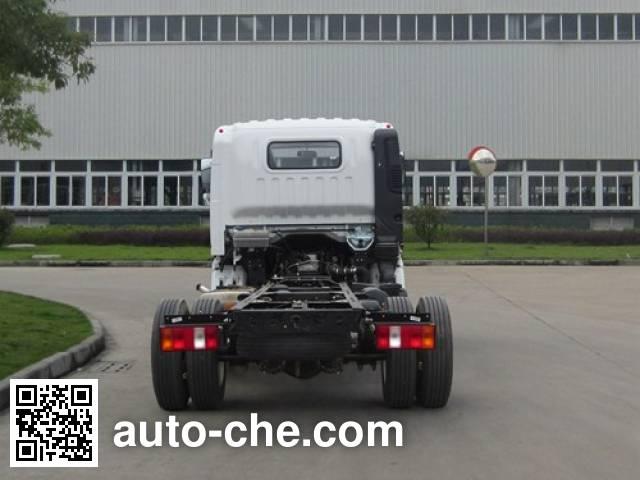 豪曼牌ZZ1048F17EB1载货汽车底盘