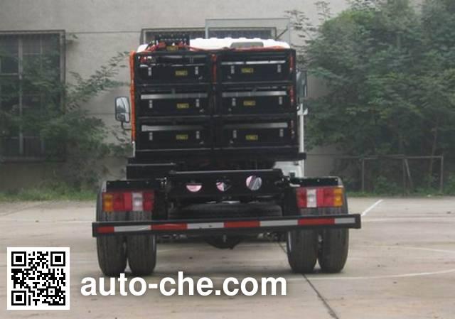 Sinotruk Howo ZZ1077B3614Z1BEV electric truck chassis