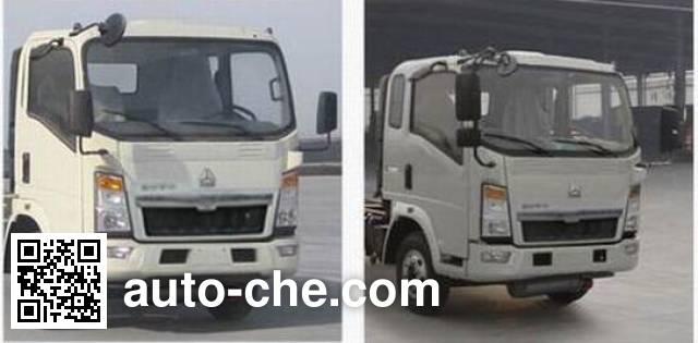 Sinotruk Howo ZZ1047F331BE145 truck chassis