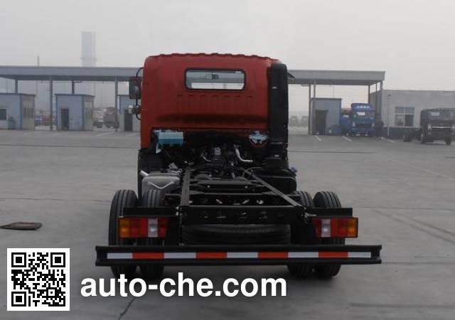 豪沃牌ZZ1087F3315E183载货汽车底盘