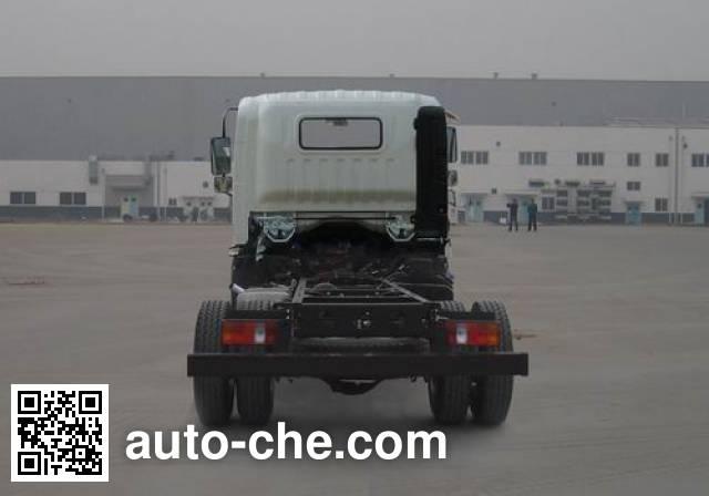 豪沃牌ZZ1087F331CE183载货汽车底盘