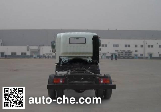 豪沃牌ZZ1087G381CE183载货汽车底盘