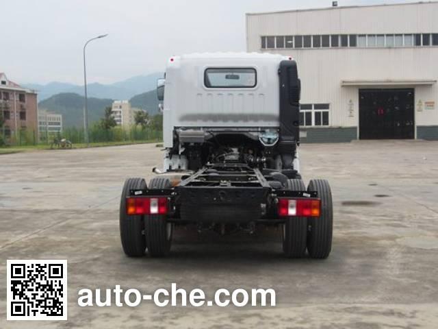 豪曼牌ZZ1088F17EB1载货汽车底盘