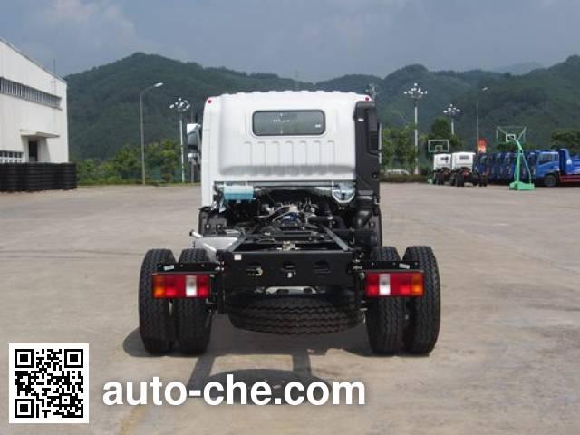豪曼牌ZZ1108F17EB1载货汽车底盘