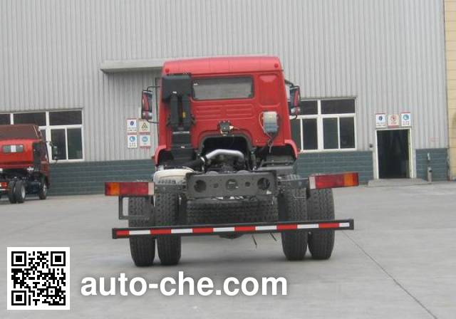 斯达-斯太尔牌ZZ1121G521GD1载货汽车底盘