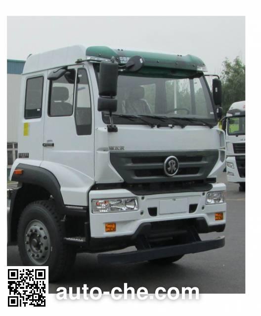 斯达-斯太尔牌ZZ1121K501GE1L载货汽车底盘