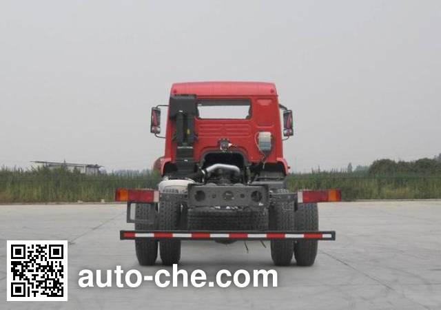 斯达-斯太尔牌ZZ1141G471GE1载货汽车底盘