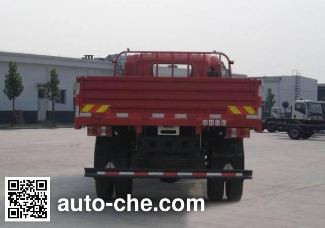 豪沃牌ZZ1147G381CE1载货汽车