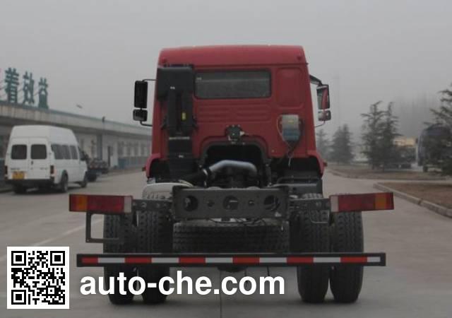 斯达-斯太尔牌ZZ1161G471GE1B载货汽车底盘