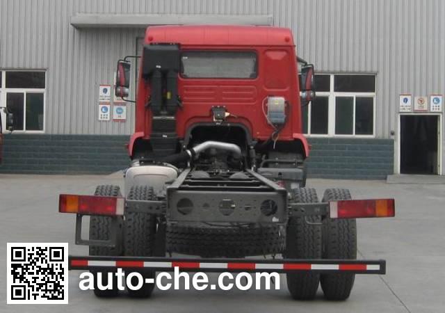 斯达-斯太尔牌ZZ1161H521GE1载货汽车底盘