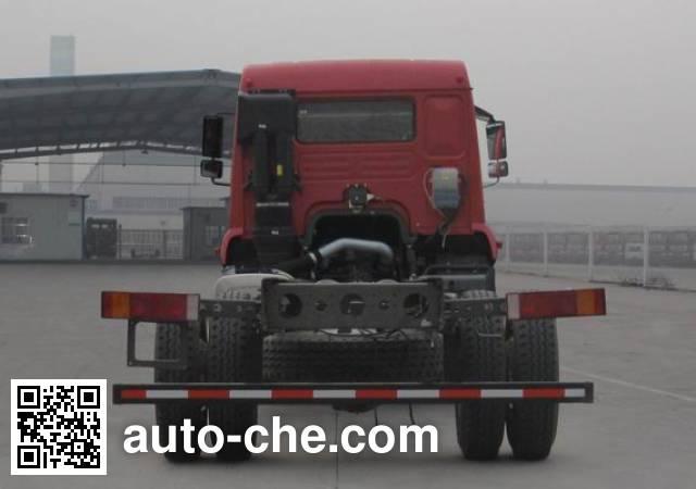 斯达-斯太尔牌ZZ1161H521GE1H载货汽车底盘
