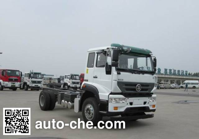 Sida Steyr ZZ1161K501GE1L truck chassis