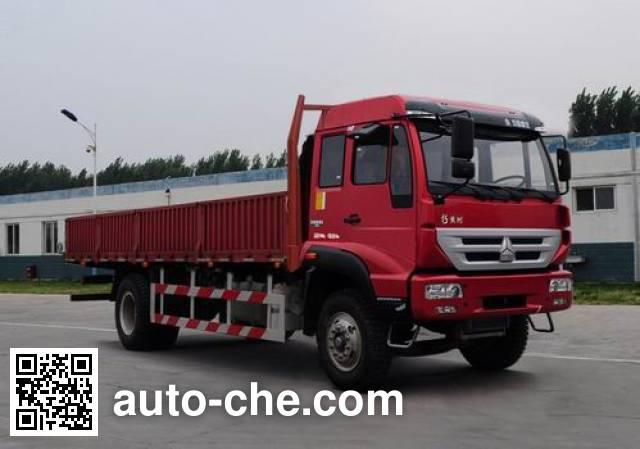 黄河牌ZZ1164F5216D1载货汽车