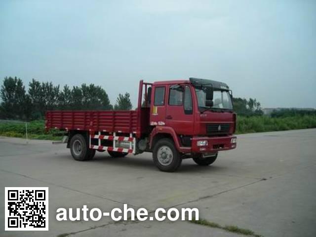 黄河牌ZZ1164G4215C1H载货汽车