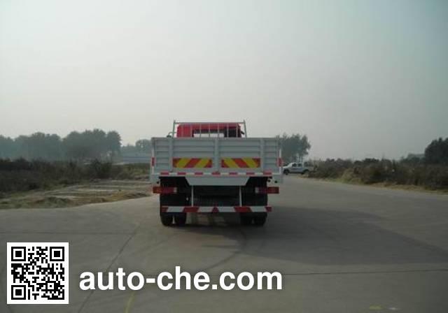 黄河牌ZZ1164G5315C1载货汽车