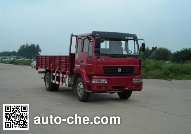 黄河牌ZZ1164K4215C1载货汽车