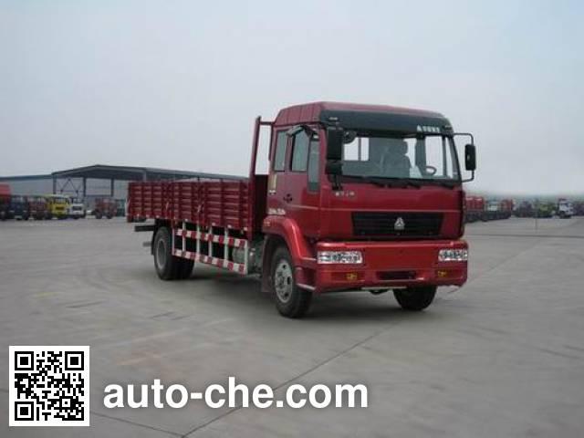 黄河牌ZZ1164K4715C1载货汽车