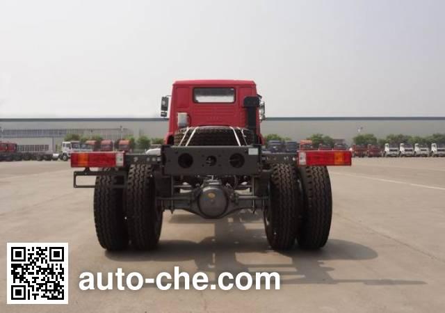 Huanghe ZZ1164K4716D1 truck chassis