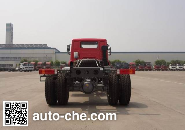 Huanghe ZZ1164K5016D1 truck chassis