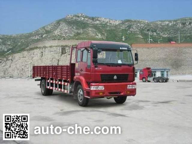 黄河牌ZZ1164K5315C1载货汽车