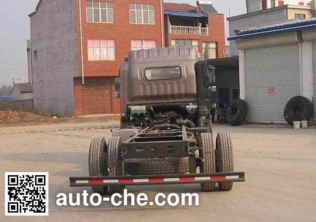 豪沃牌ZZ1167G451CD1载货汽车底盘