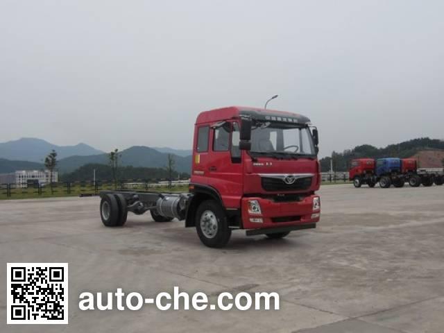 豪曼牌ZZ1168F10EB0载货汽车底盘
