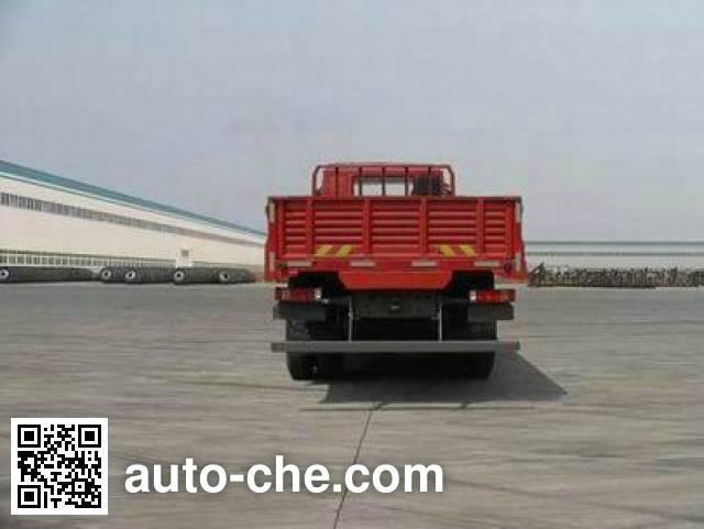 黄河牌ZZ1174G50C5C1载货汽车