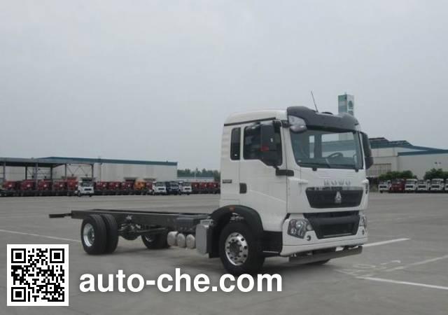 Sinotruk Howo ZZ1187K501GE1 truck chassis