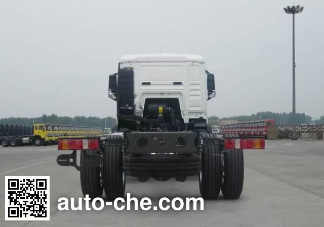 豪沃牌ZZ1187N521GE1载货汽车底盘