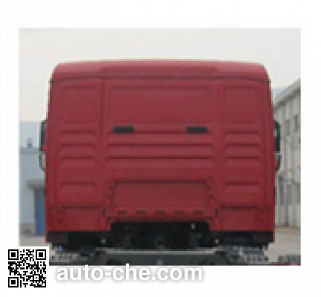 豪沃牌ZZ1187N641GE1载货汽车底盘