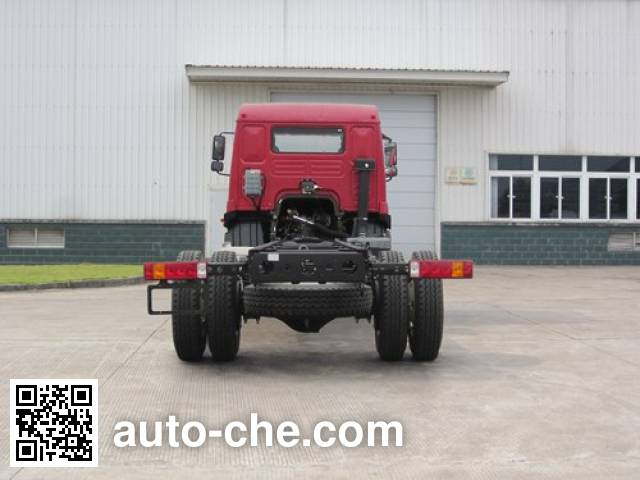 Homan ZZ1188F10EB0 truck chassis