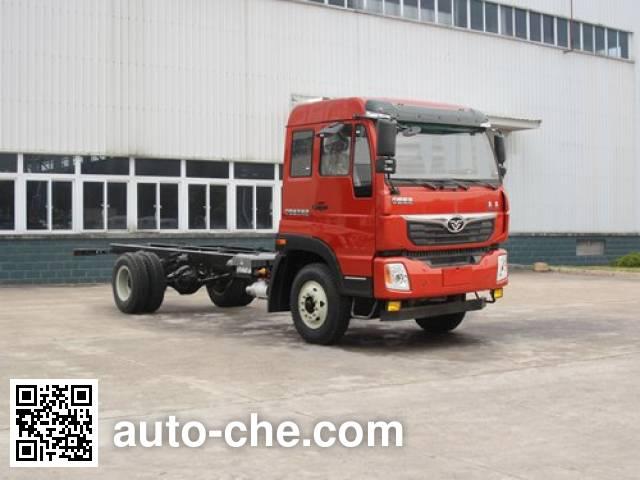 豪曼牌ZZ1188F10EB0载货汽车底盘