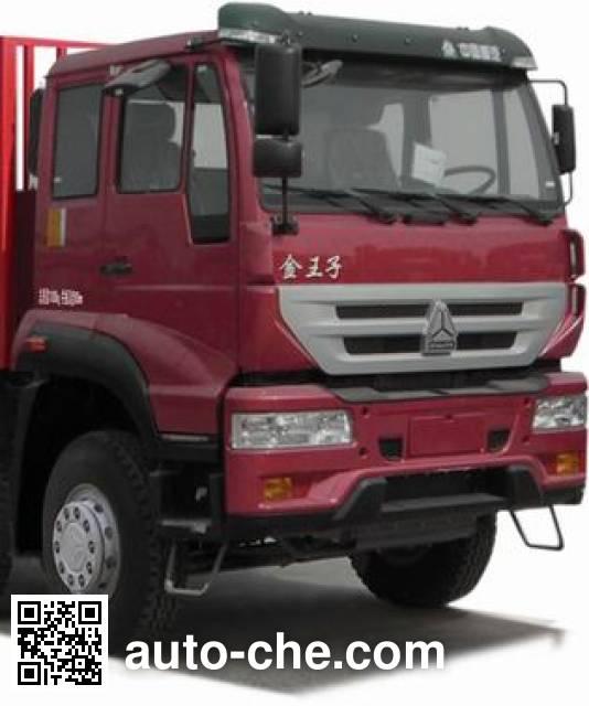 Sida Steyr ZZ1201N4041D1L cargo truck