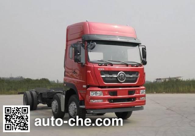 斯达-斯太尔牌ZZ1203M56CGD1载货汽车底盘