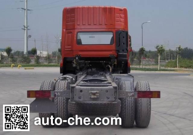 斯达-斯太尔牌ZZ1203M56CGE1L载货汽车底盘